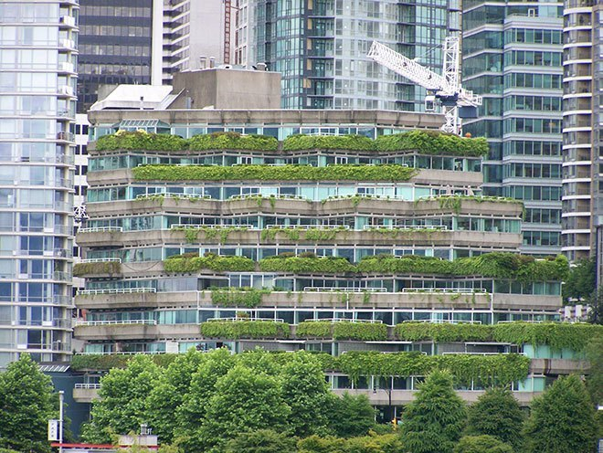 Green Building in Vancouver, BC
