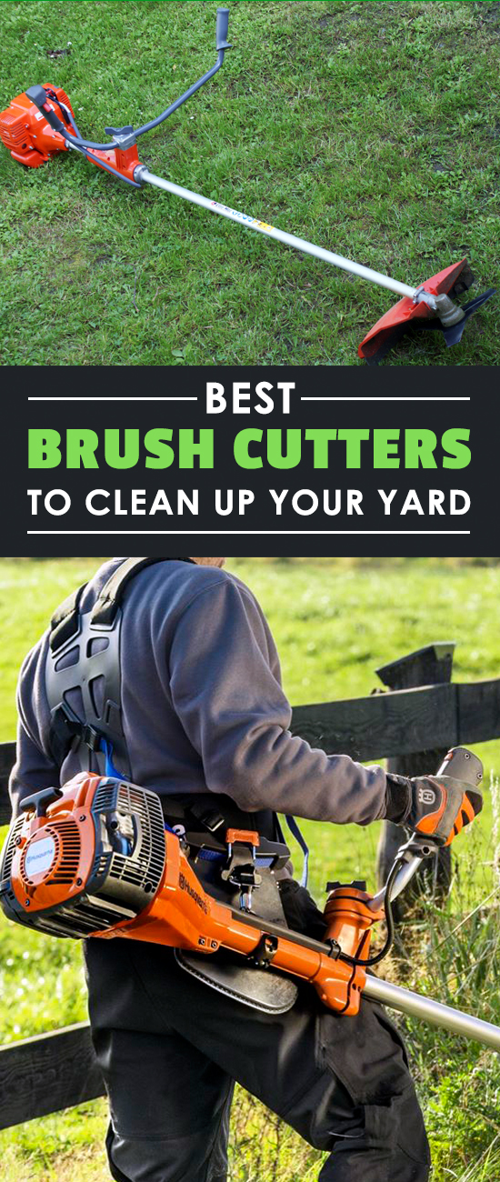 The best brush cutter for you in either gas or electric depends on a few factors. In our buyer's guide, you'll learn everything about clearing your yard!