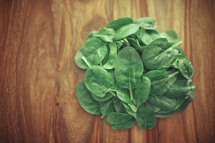 How fast does spinach grow?