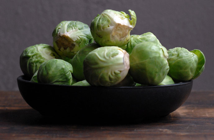 Fall Brussels Sprouts
