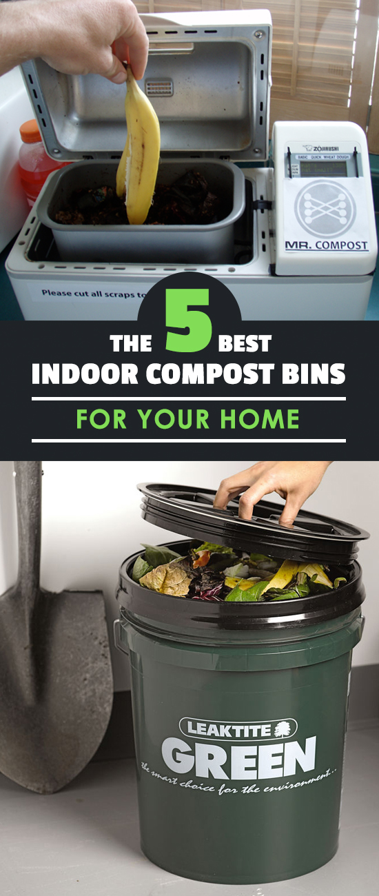 indoor compost bins are incredibly useful to make better use of your kitchen scraps but