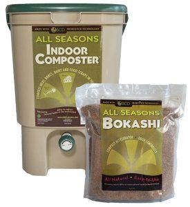 Bokashi Composter