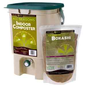 All Seasons Indoor Bokashi Composter