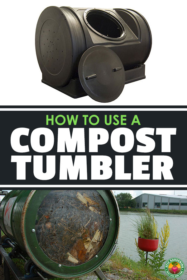 There's nothing better than fast, fresh, and well-finished compost. The best compost tumblers will finish compost inside of four weeks — read for our picks.