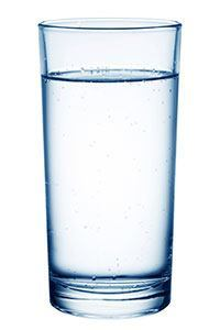 Water for powdery mildew