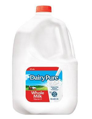 Milk for powdery mildew