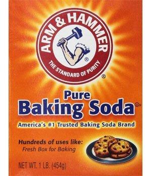 Baking Soda for Powdery Mildew