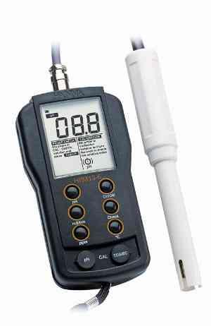 Hanna Instruments HI 9813-6N pH/EC/TDS Meter