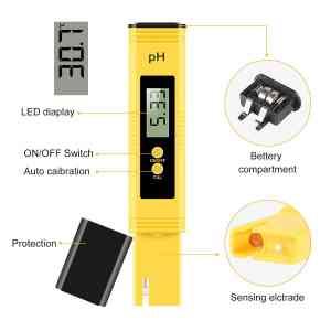 KoolaMo Digital pH Meter