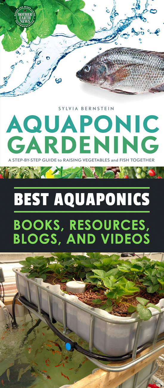 Aquaponics is an exciting but complicated growing method. The best aquaponics books make it easy to get started, and the absolute best ones...