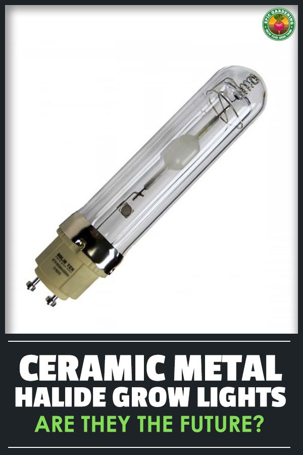 Ceramic metal halide (CMH) grow lights, also known as Light Emitting Ceramic (LEC), are a newer type of grow light that outclasses most HID lighting.