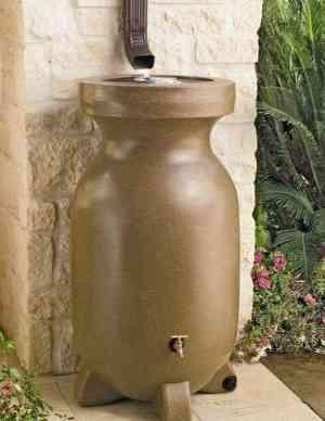 Gardener's Supply Company Rain Barrel