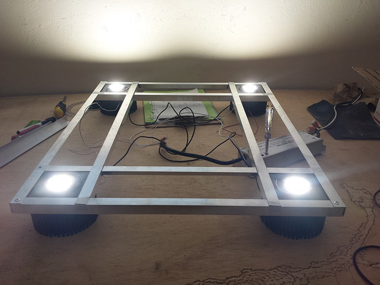 DIY COB LED