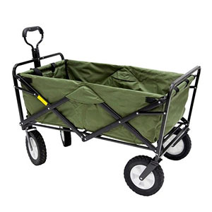 Delicieux Foldable Garden Cart