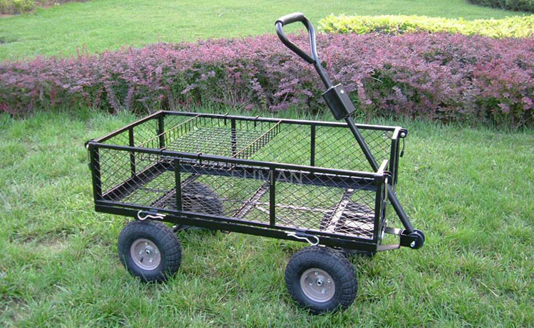 The Best Garden Carts Choosing the Right Cart For You