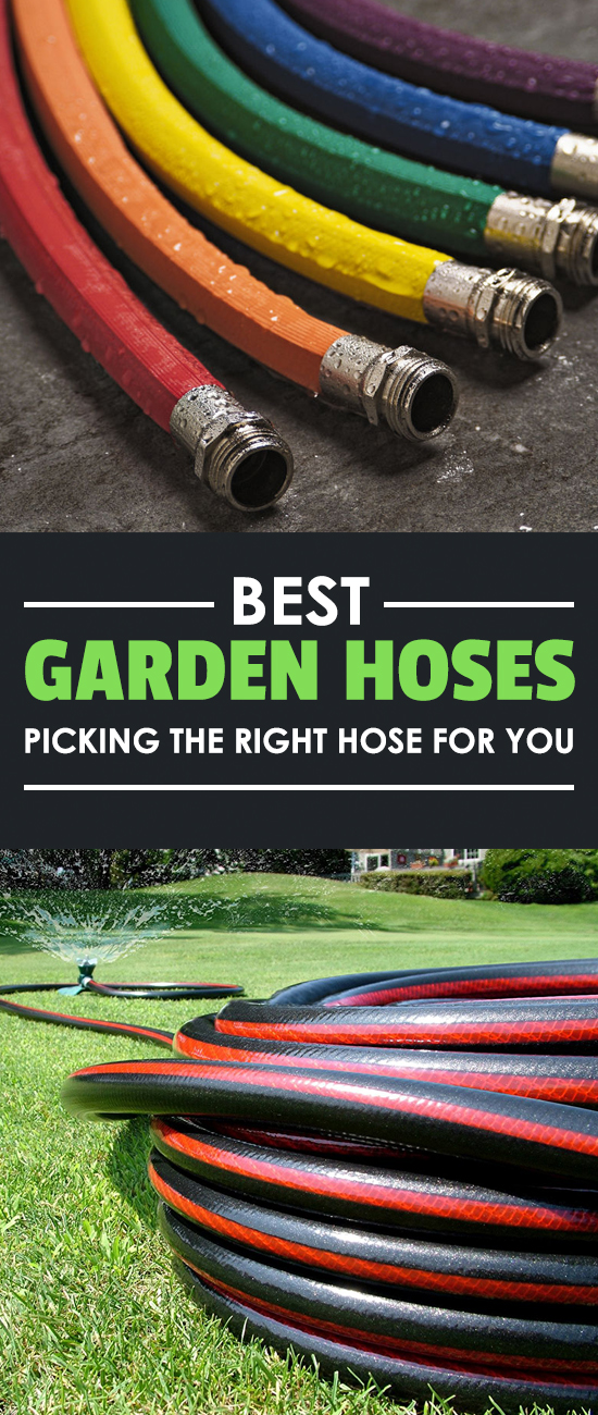 best garden hoses. The Best Garden Hose For You Will Depend On A Number Of Factors. Learn What Hoses