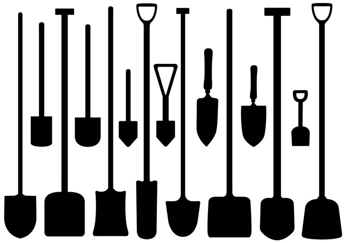 Types of Shovels