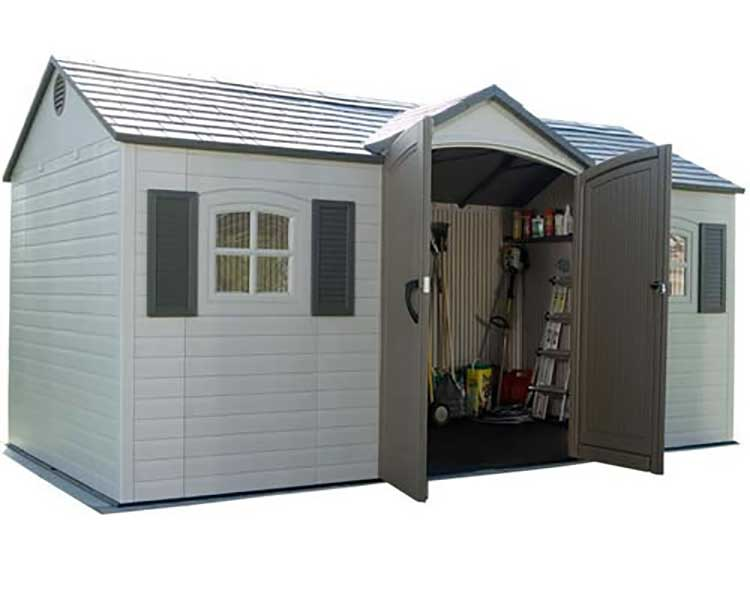 Best Outdoor Storage Sheds Small Large Vertical