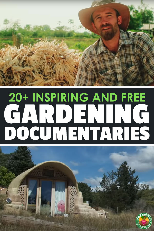 There's a wealth of free gardening information out there...if you know where to look. Here are 20+ absolutely amazing gardening videos to expand your knowledge.