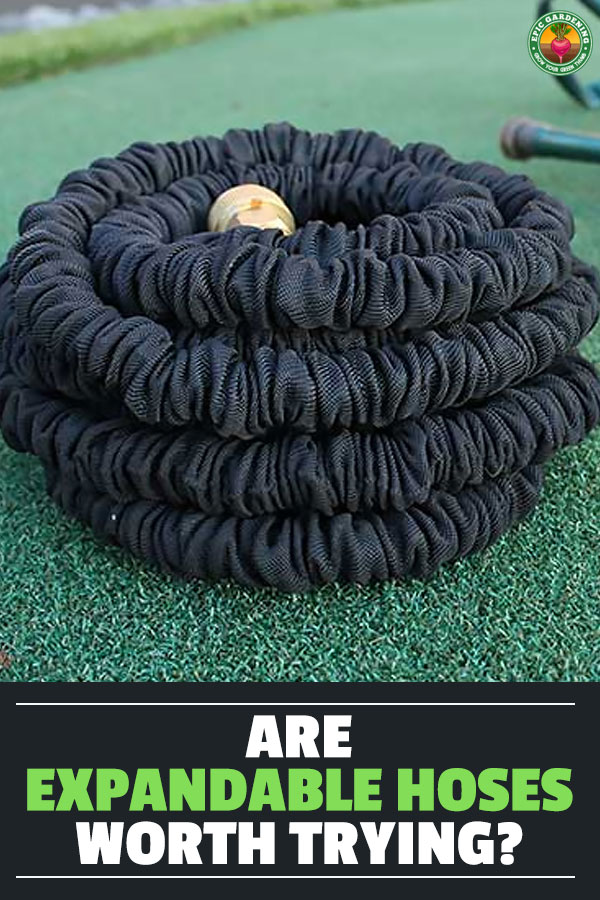 In recent years, expandable garden hoses have jumped onto the market. How do they work, and which one\'s best for you? Are there drawbacks or benefits of expandable hoses when compared to old-fashioned heavy hoses?