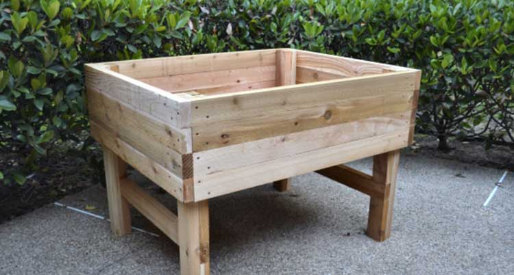 lumber and small wood bed garden gardening building in a for raised best on to pinterest beds way spaces build images