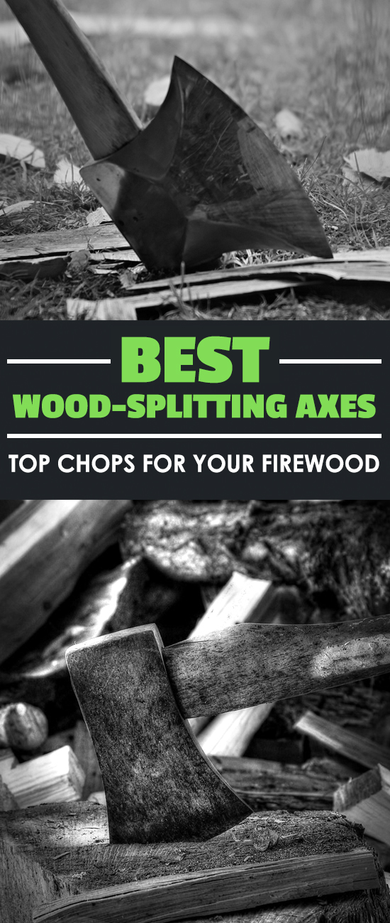 While log splitters are nice, sometimes it's satisfying to hand-chop your firewood. Read my in-depth look at the best splitting axes for your lumber.