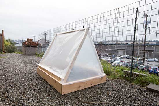 Cold Frame Tent & 26 Cold Frame Plans For Your Winter Garden