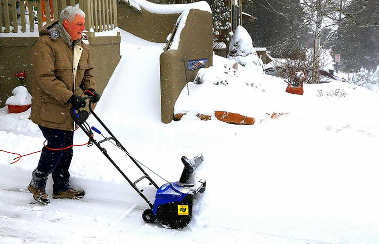 Best Electric Snow Blower Or Thrower Top Picks For 2019