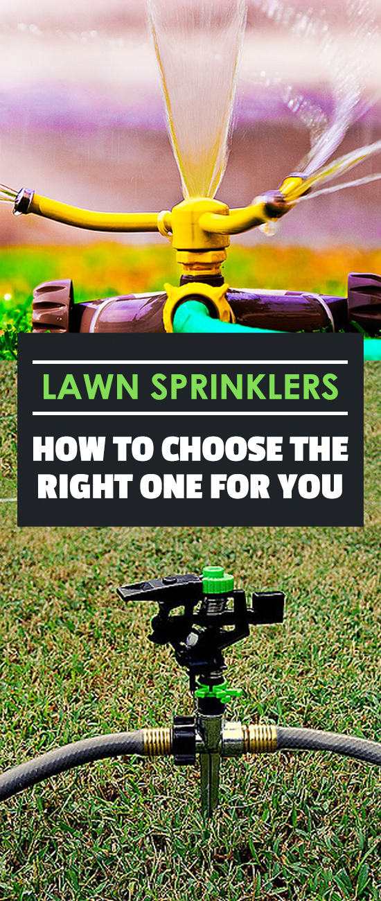 If you have a yard, you have to water it. Check out our list of the very top picks for the best lawn sprinkler out there, and help your grass grow!