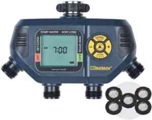 Melnor AquaTimer 4-Zone Digital Timer