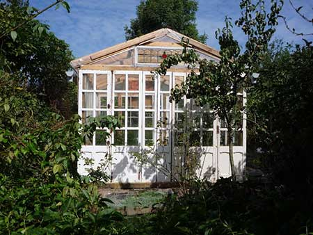 French Window Greenhouse