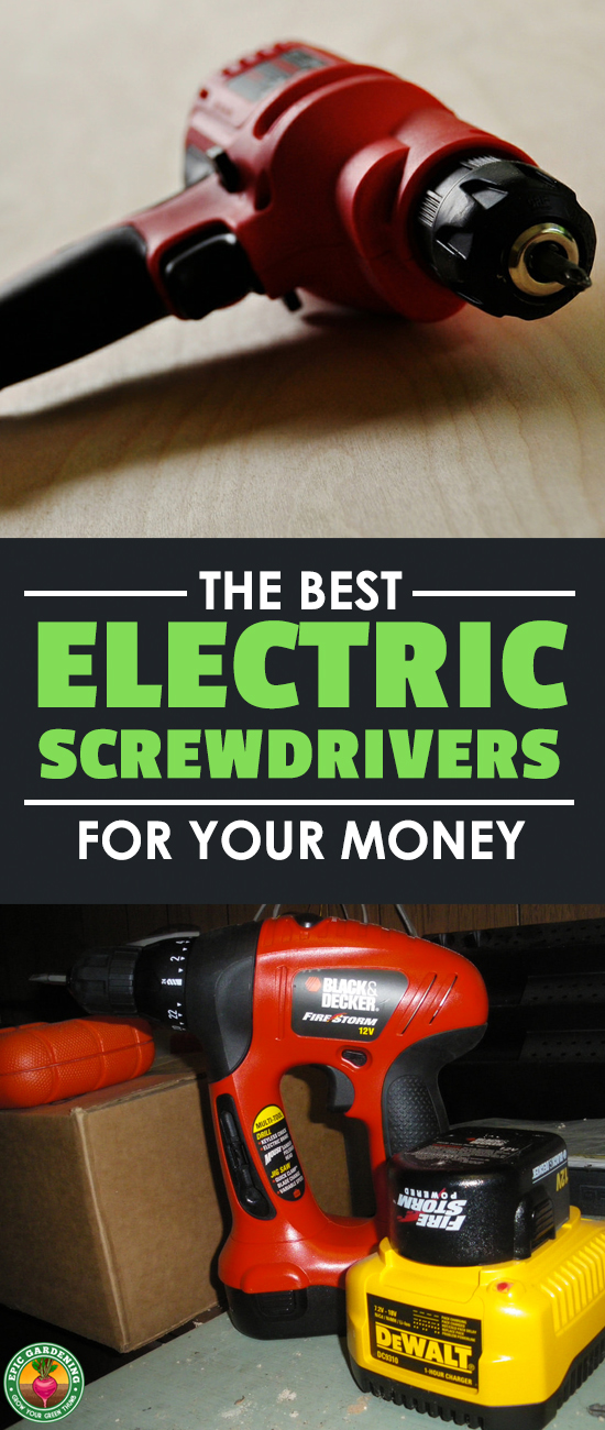 On a quest to find the best electric screwdriver? Here's everything you need to know to choose the right one in our complete electric screwdriver buyer's guide!