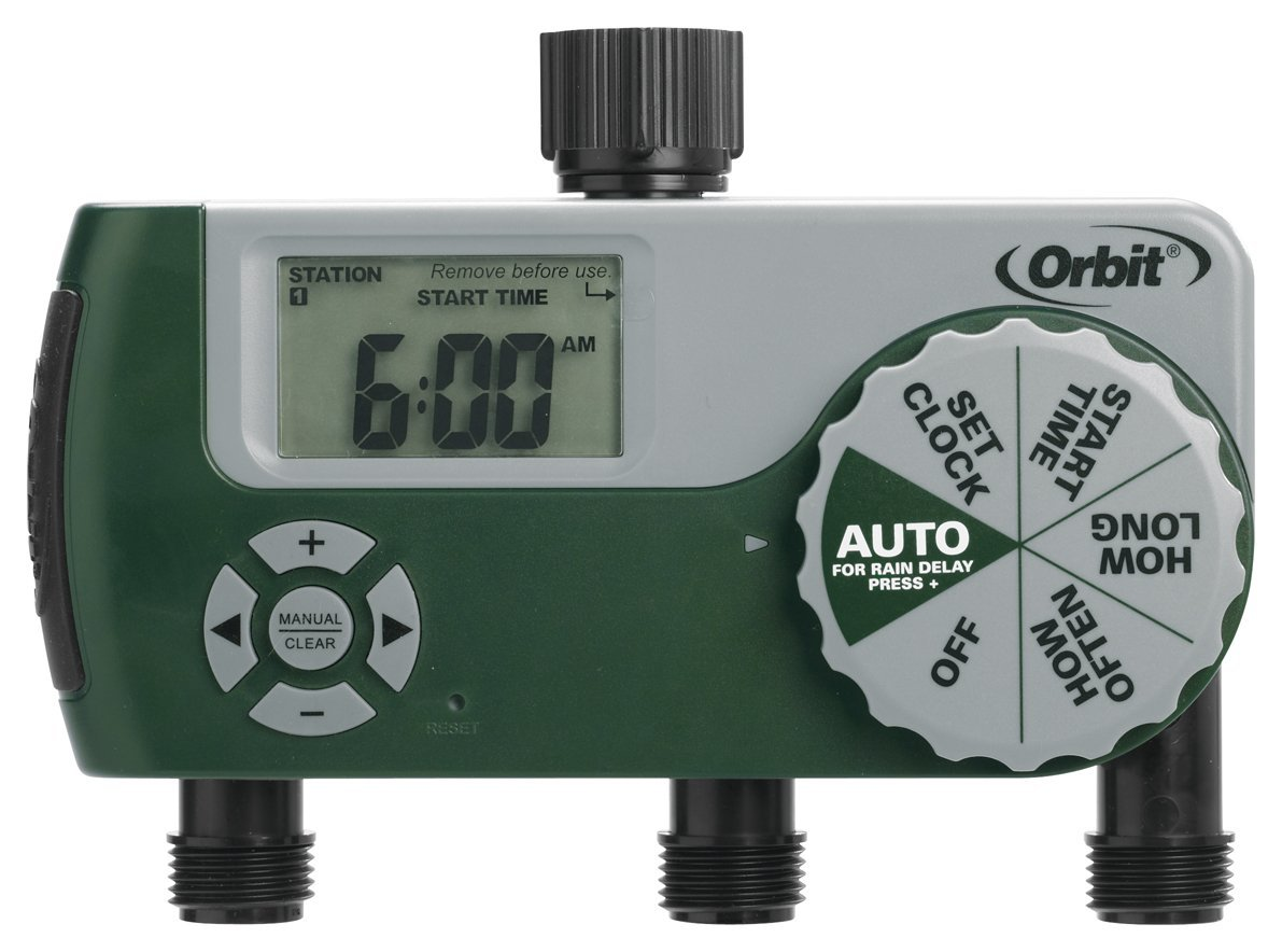 Orbit hose timer
