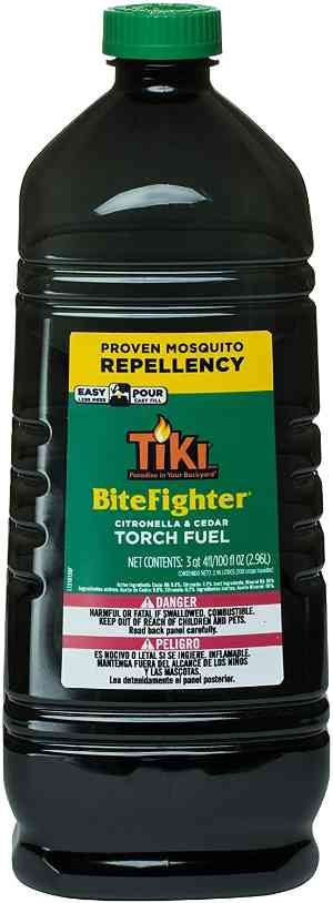 Tiki. Brand BiteFighter Torch Fuel