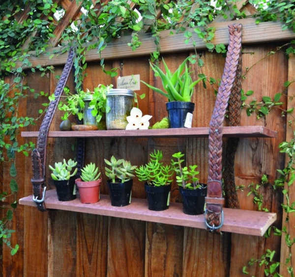 Fence Planters: Fantastic & Free Plans To Get More Growing