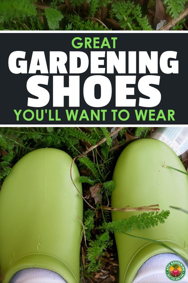 Quality gardening shoes will make your time in the garden much easier. Learn all about them and discover our top picks in this buying guide!