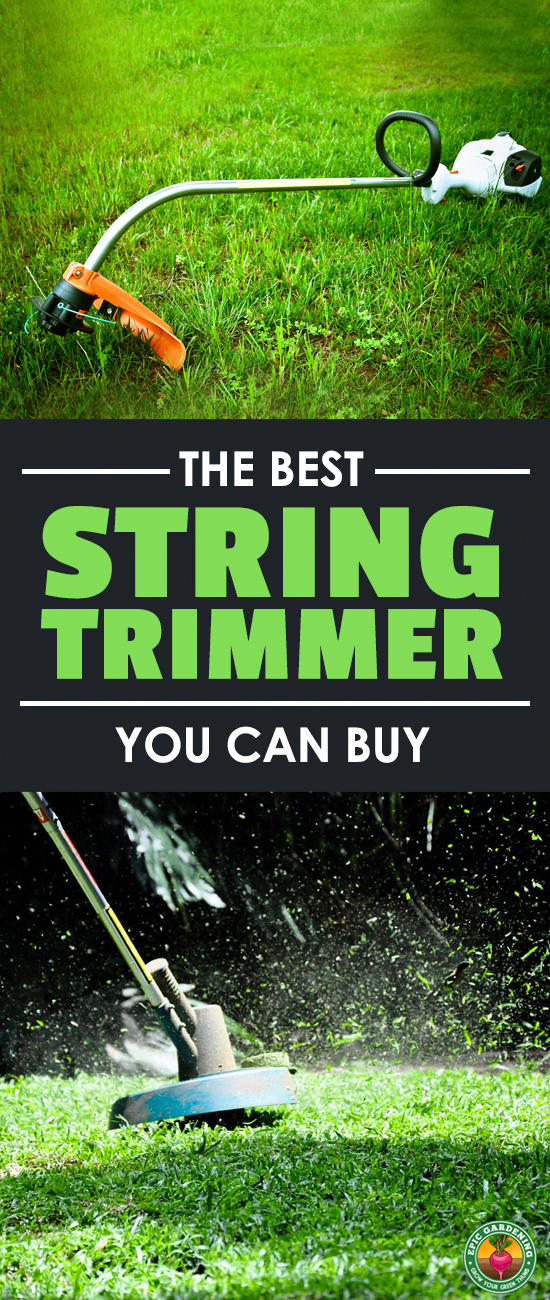 It's important to get the best string trimmer you can for your money. Learn about the difference between gas, electric, and cordless models with our all-inclusive buyer's guide!