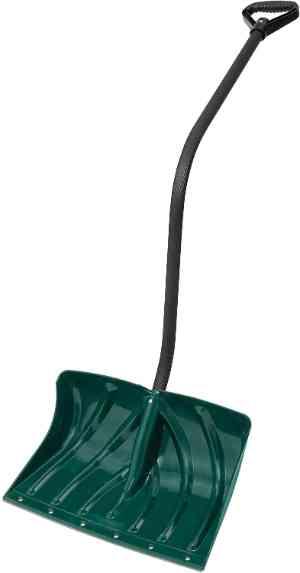 Suncast SC3250 Ergonomic Snow Shovel/Pusher