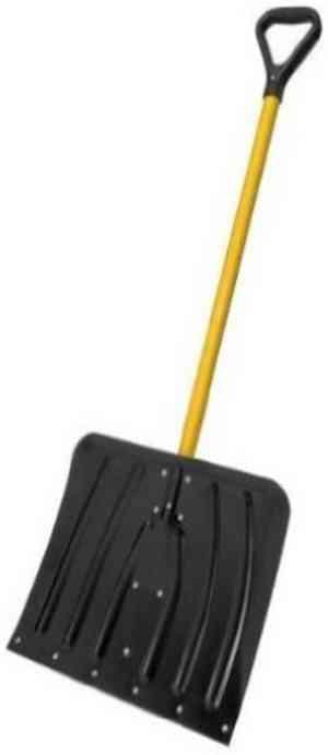 Suncast SNFA2130 18-Inch Aluminum Snow Shovel