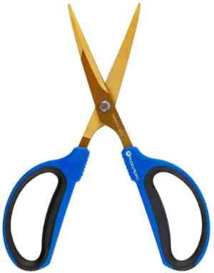 Happy Hydro Titanium Coated Trimming Scissors