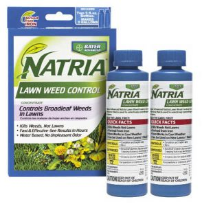 Bayer Natria Lawn Weed Killer