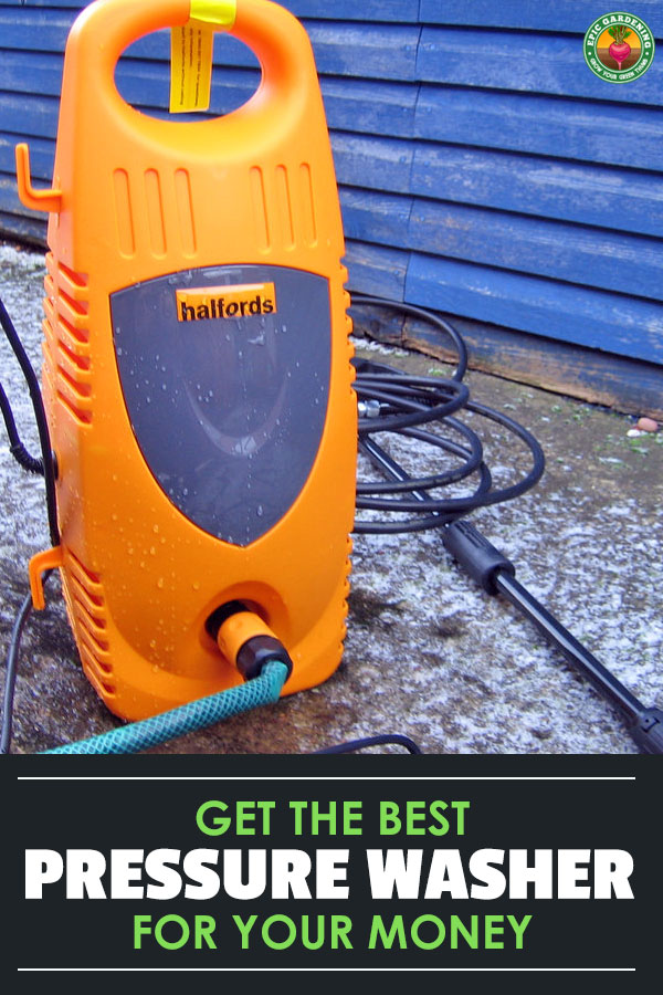 If you\'re desperate to get your deck or driveway clean, our buyer\'s guide will help you find the best power washer for your needs!