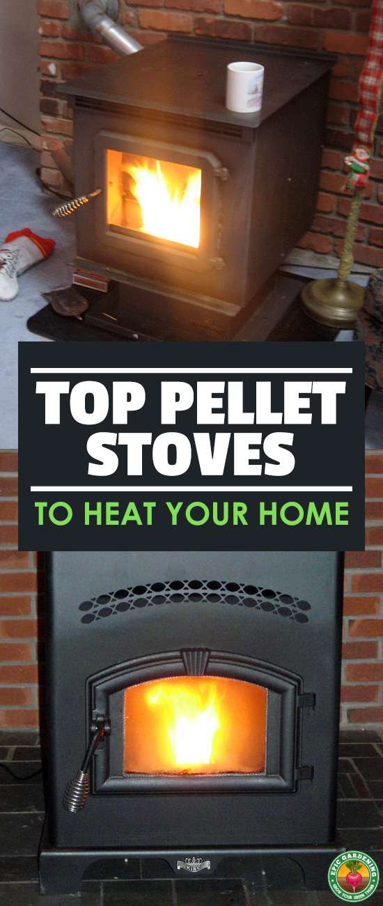 Wood pellets can heat your house in an eco-friendly and safe manner! Learn about the best pellet stove models on the market with our buyer's guide!