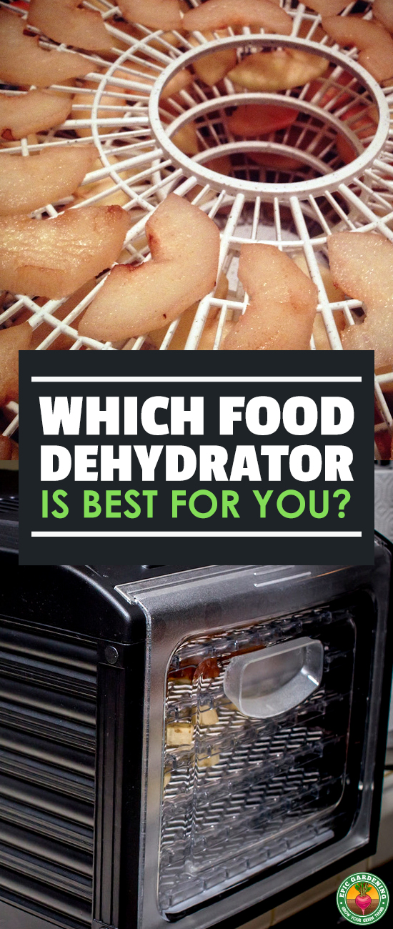 Got a gigantic harvest, and not enough time to eat it all? Skip making jam or jelly and get yourself the perfect dehydrator! Our buyer's guide shows you how.