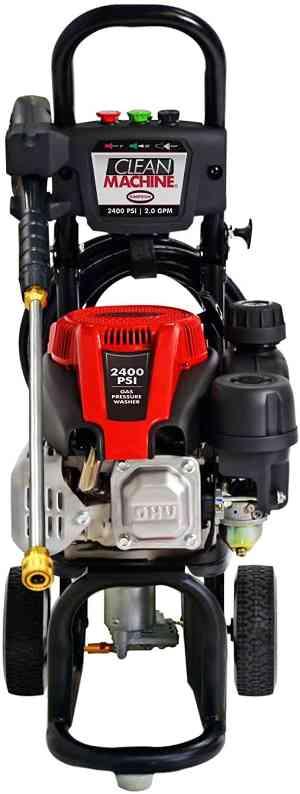 Simpson Clean Machine Gas Pressure Washer