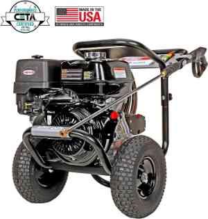 Simpson PS4240 PowerShot Gas Pressure Washer