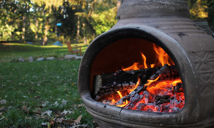 best chiminea