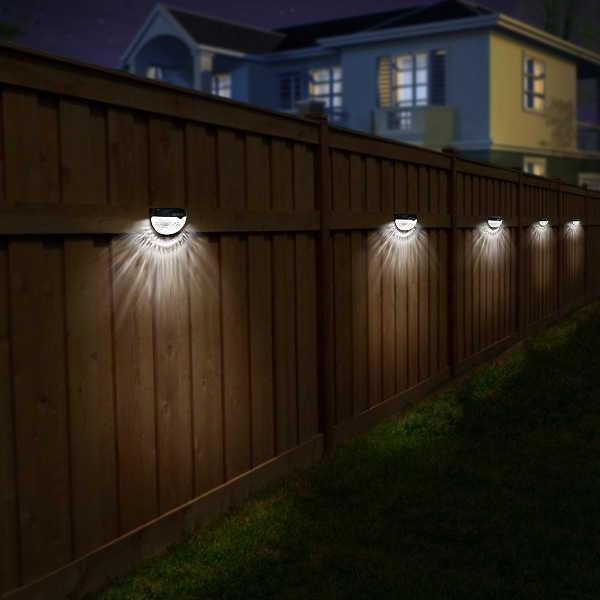 Othway fence lights