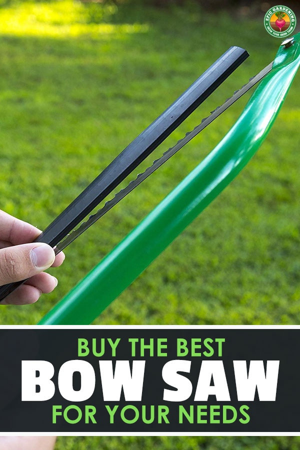 Whether you're pruning trees or cutting firewood, having the best bow saw you can buy is invaluable. Our buyer's guide will tell you what you need to know!