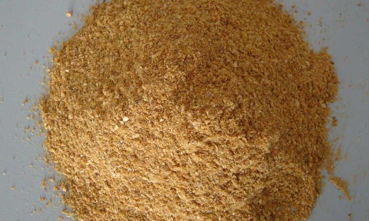Corn gluten feed